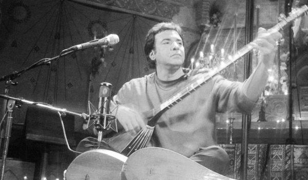 Autres Rivages: soirée de musique perse à Aigaliers